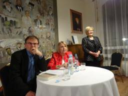 Gmiina Żydowska w Poznaniu, która od ponad roku działa samodzielnie dba o zwyczaje i kulturę żydowską. Jej gościem była m.in. przewodnicząca Towarzystwa