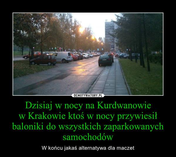 Mem o Kurdwanowie