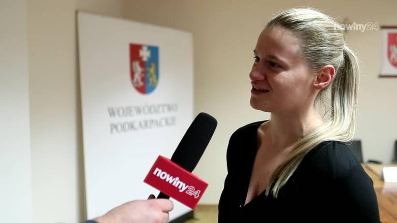 Agnieszka Sajdutka, mistrzyni Europy i świata: Czas ruszyć to rzeszowskie środowisko karate [WIDEO]