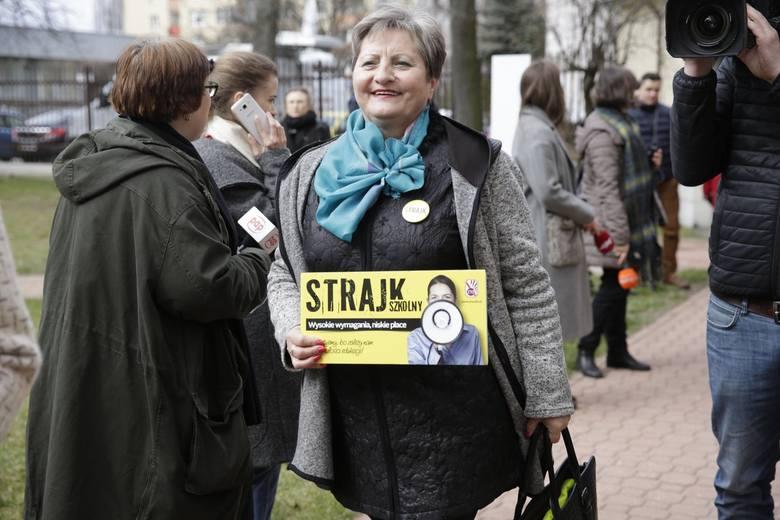 Chociaż poszczególne związki zawodowe jeszcze zbierają wyniki referendum przeprowadzonego w szkołach, praktycznie przesądzone jest już, że strajk nauczycieli