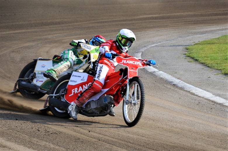 Żużlowcy Francepolu Falubazu Zielona Góra wygrali kolejny turniej Drużynowych Mistrzostw Polski Juniorów.