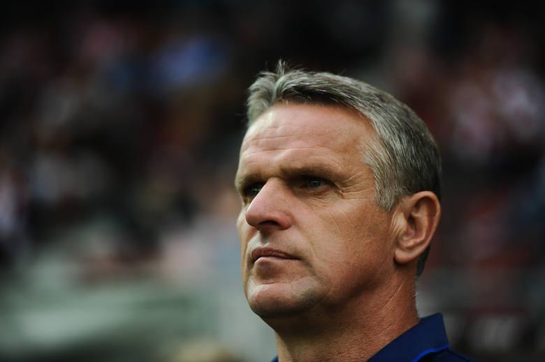 Trzeci na liście najlepszych piłkarzy spośród trenerów jest:Kazimierz Moskal (ŁKS), 6 występów, 1 gol1990, Kostaryka 2:01990, Rumunia 1:21991, Irlandia