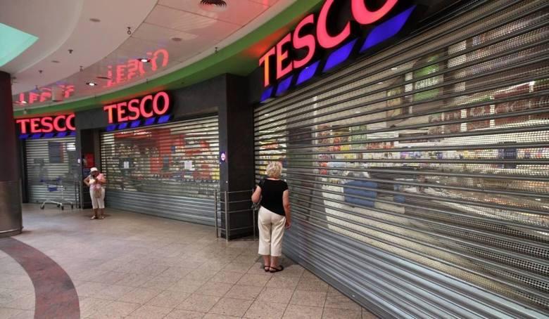 Tesco zamyka kolejne sklepy: 32 w POlsce, z tego 3 w Łódzkiem