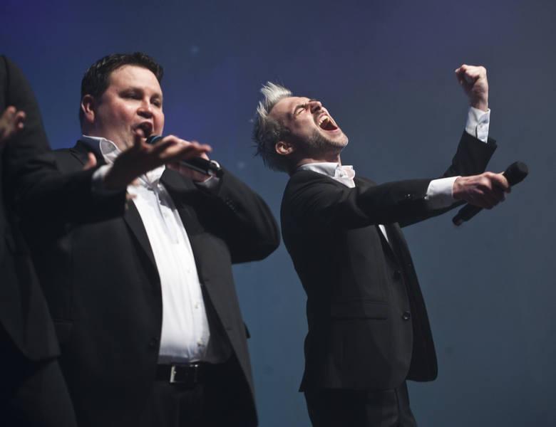 Wielkie muzyczne show w Zielonej Górze! 12 znakomitych wokalistów i ponad 20 przebojów muzyki!