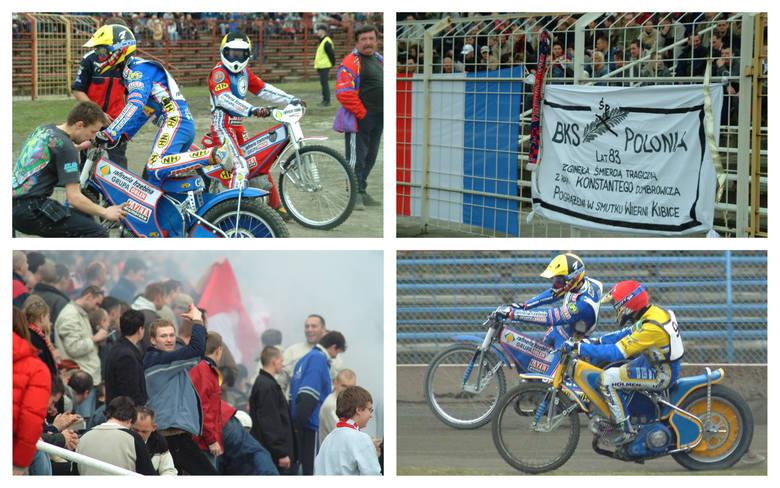 Dokładnie 16 lat temu - 4 kwietnia 2004 roku bydgoska Polonia rozpoczynała sezon ligowy w Bydgoszczy od meczu z Unią Tarnów. To było wyjątkowe spotkanie,