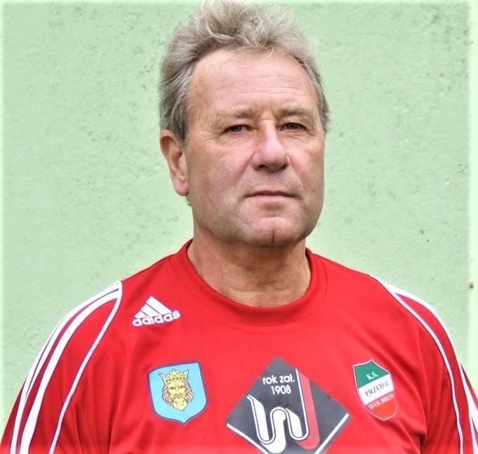 Antoni Szymanowski, jedna z legend krakowskiej Wisły, nie po raz pierwszy prowadzi Przebój Wolbrom