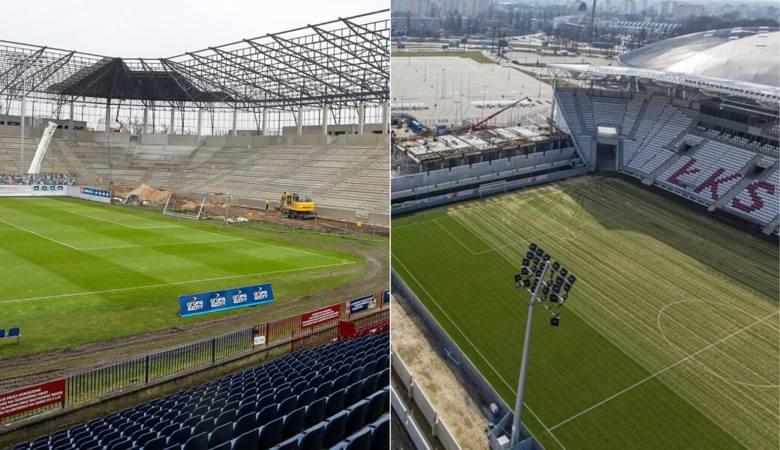 Zgadnijcie, ile stadionów w Polsce (piłkarskich) zostało zbudowanych od podstaw lub przebudowanych, licząc od 2006 roku i mając na względzie tylko te