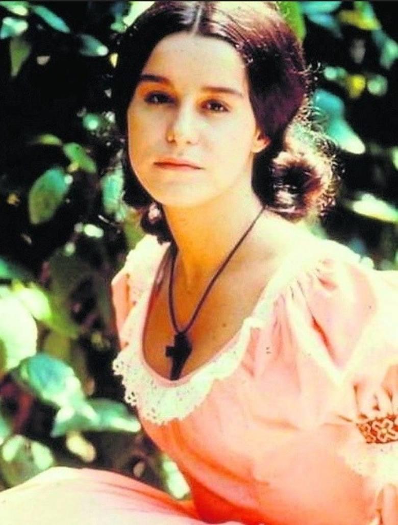 Lucélia Santos jako niewolnica Isaura