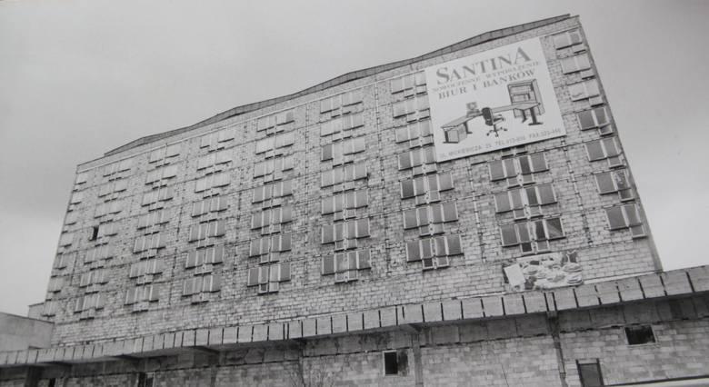 Przyszły Hotel Gołębiewski