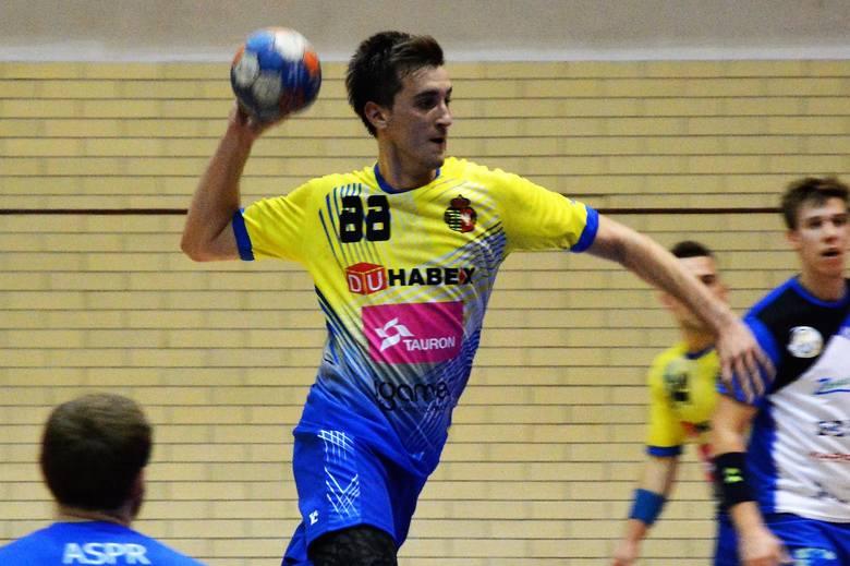 Jakub Romian w akcji