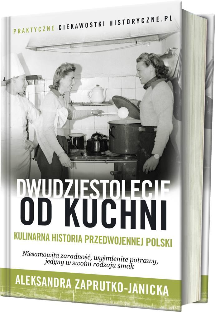 Autorka bestsellerowej Okupacji od kuchni ponownie zabiera czytelników w świat, w których historię tworzą zwykłe kobiety. Pokazuje nie tylko zaradność