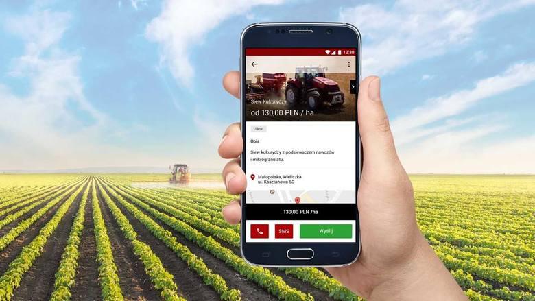 Portal AgroDeal - wirtualna giełda usług rolnych. Wymyślona przez przedsiębiorcę spod Zambrowa