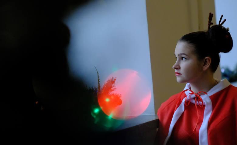 Pokaz mody w ZDZ w Lublinie