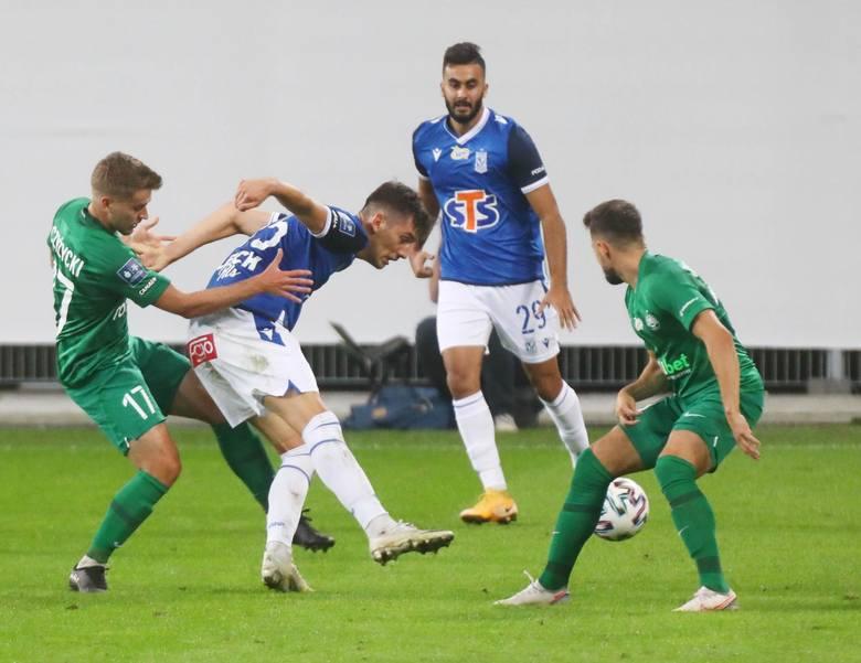 Lech Poznań imponuje skutecznością w eliminacjach do Ligi Europy. Czy udowodni to także w meczu w Belgii?