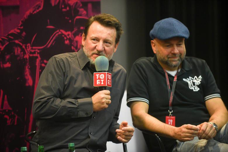 W Toruniu trwa 17. Międzynarodowy Festiwal Filmowy Tofifest. W środę z publicznością spotkał się aktor Robert Więckiewicz, odtwórca jednej z ról w filmie