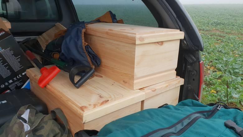 Zbadali szczątki 5 powstańców śląskich, którzy zginęli pod Górą św. Anny. Teraz nie można ich pochować