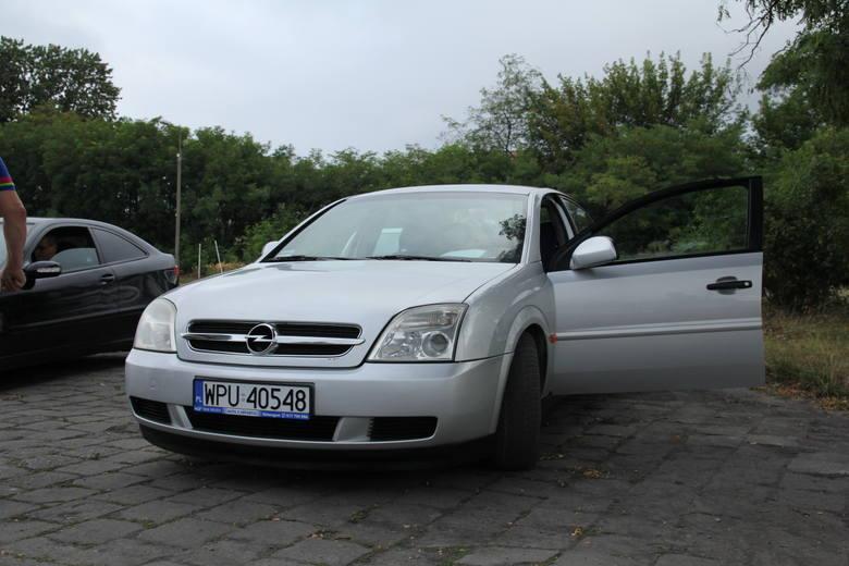 Opel Vectra, rok 2002, 1,8 benzyna, cena 7300 zł