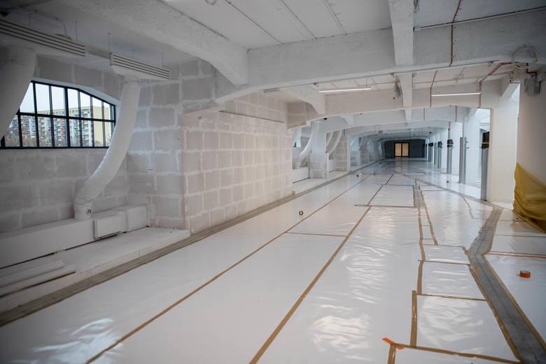 Tak m.in. od wewnątrz będzie wygląda Muzeum Sybiru w Białymstoku