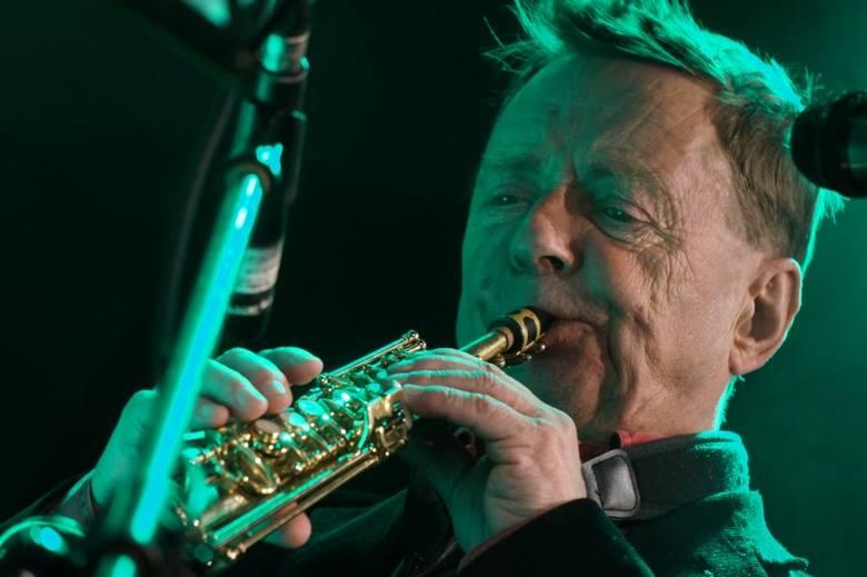 Zmiana Klimatu. Festiwal Jazz Bez. Zbigniew Namysłowski uczył, Kamil Skorupski grał (zdjęcia, wideo)