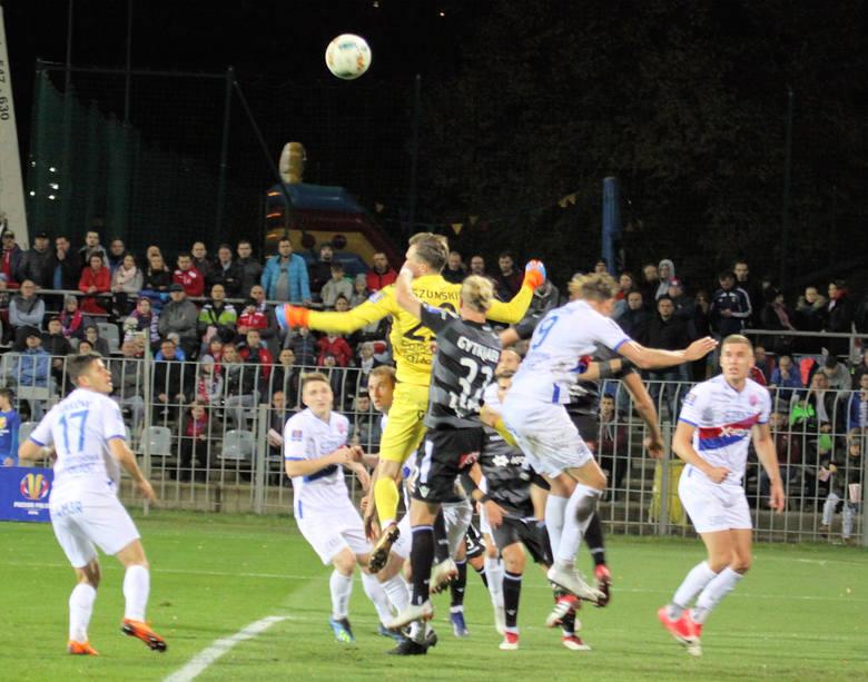 """Raków Częstochowa - Lech Poznań 1:0. Pierwszoligowiec wyeliminował """"Kolejorza"""""""