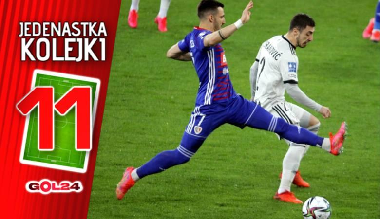PKO Ekstraklasa. W 26. kolejce wygrały wszystkie drużyny z podium, przełamał się Lech Poznań, szalone mecze odbyły się w Grodzisku Wielkopolskim i Białymstoku.