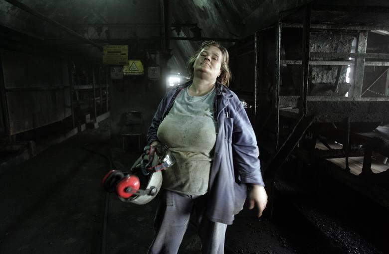 """Zdjęcia wykonane w ramach projektu """"Kobiety kopalni"""""""