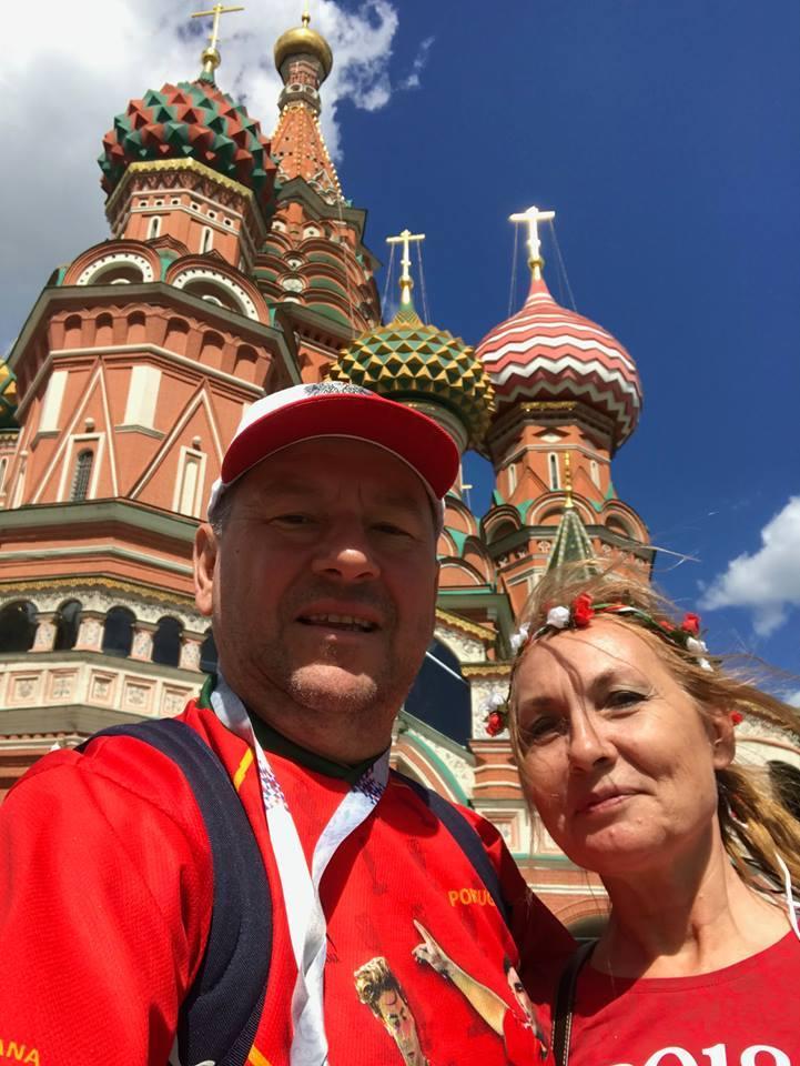Kibice z Kielecczyzny na mundialu w Rosji. Widzieli mecze Polski i Brazylii