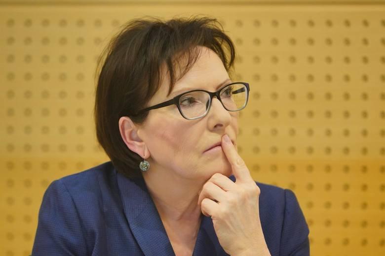 Ewa Kopacz i Donald Tusk trafią przed Trybunał Stanu?