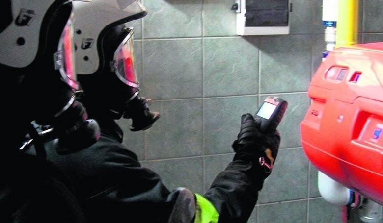 Dwie osoby zatruły się tlenkiem węgla na ulicy Tysiąclecia w Wodzisławiu Śl.