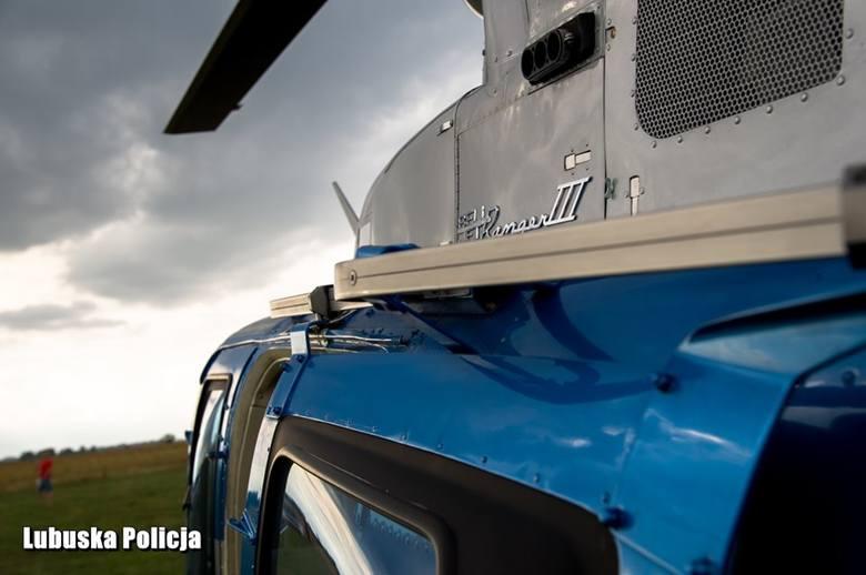 Policyjne śmigłowce pełnią ważną rolę podczas zabezpieczenia kostrzyńskiego festiwalu. Dają podgląd sytuacji z góry, przesyłając obraz na żywo, co jest