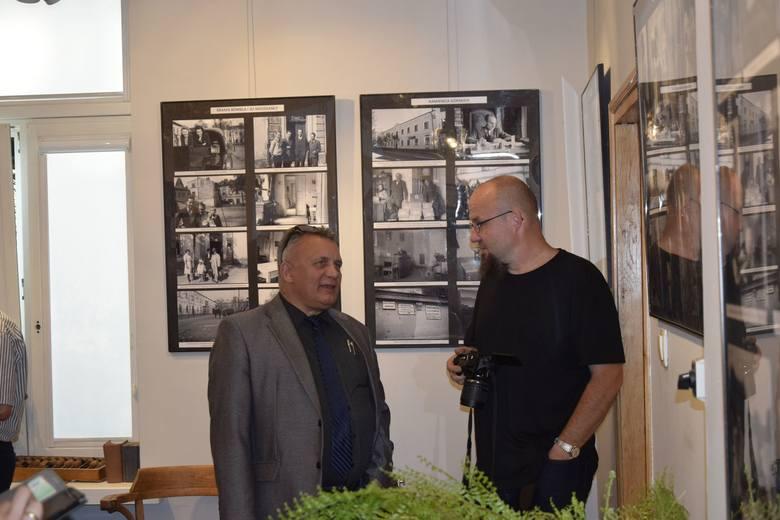 Wystawa zdjęć przedwojennych Skierniewic w obiektywie Bogdana Celichowskiego w Akademii Twórczości [ZDJĘCIA]