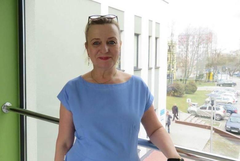 Doktor  Dorota Adamczyk-Krupska