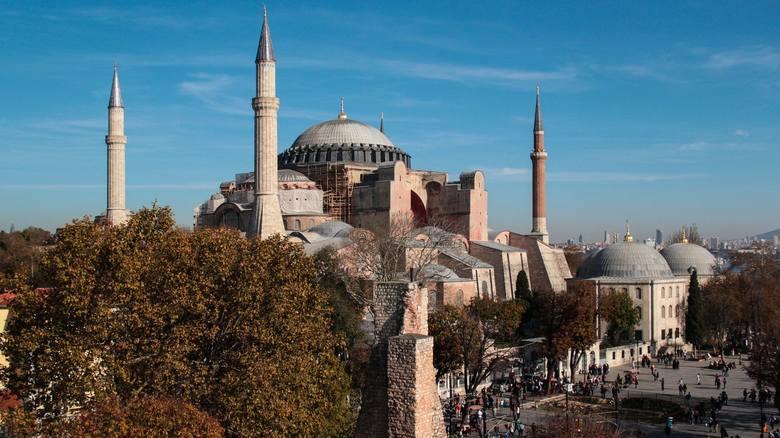 Stambuł: Słynna Hagia Sophia została przekształcona w meczet. Pierwsze modlitwy 24 lipca