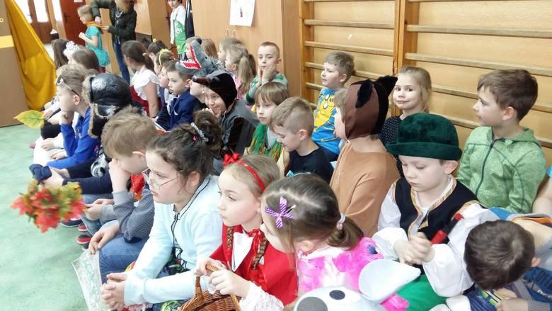Goście z Niemiec odwiedzili szkołę w Janczewie