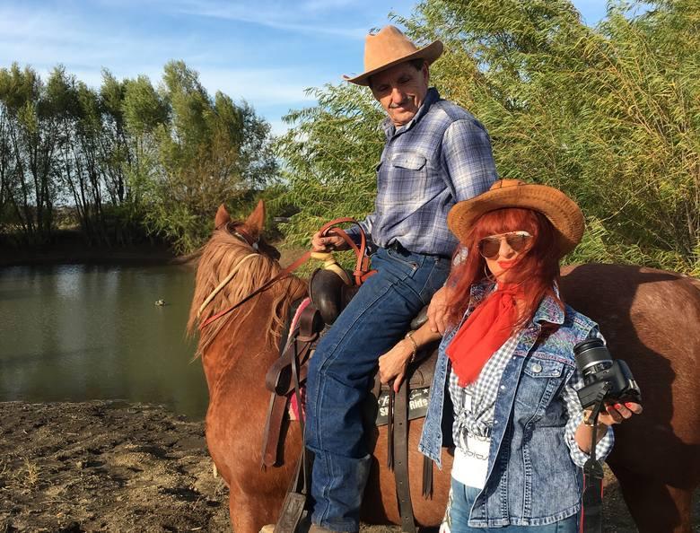 Do wypadku doszło podczas sesji zdjęciowej w Dallas. Piosenkarka została kopnięta przez spłoszonego konia biorącego udział w sesji. Oto fotografia wykonana