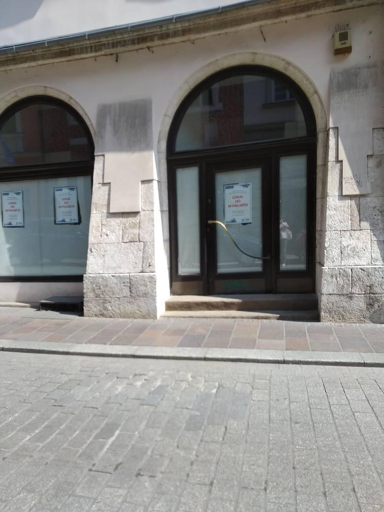 Lokal użytkowy w kamienicy przy ul. Szpitalnej 3