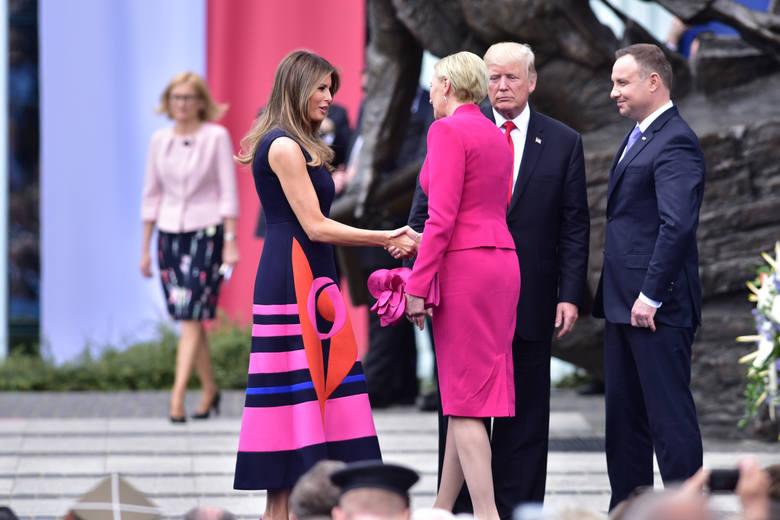 Wizyta Donalda Trumpa w Polsce w 2017 roku