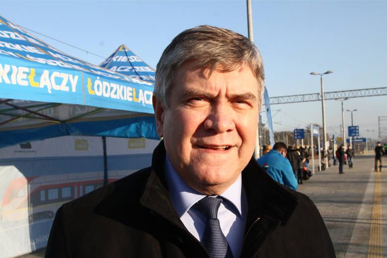 Witold Stępień (PO) w radzie nadzorczej PKG Konstantynów Łódzki zasiadał przez 13 lat.