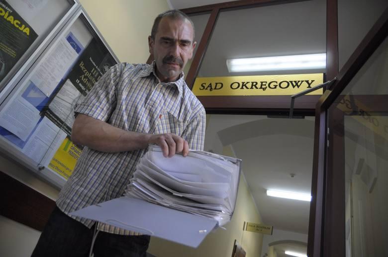 Krzysztof Stańko kilkanaście lat walczył przed sądem.