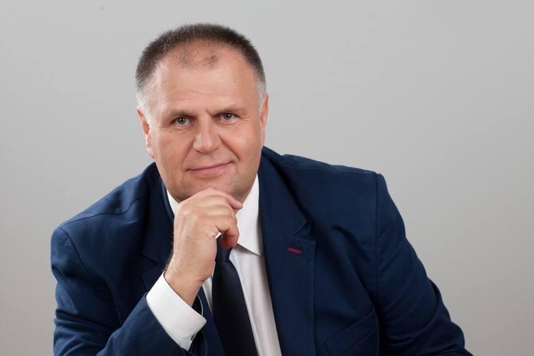 Świętokrzyski poseł Koalicji Obywatelskiej Adam Cyrański, członek sejmowej Komisji Obrony Narodowej.