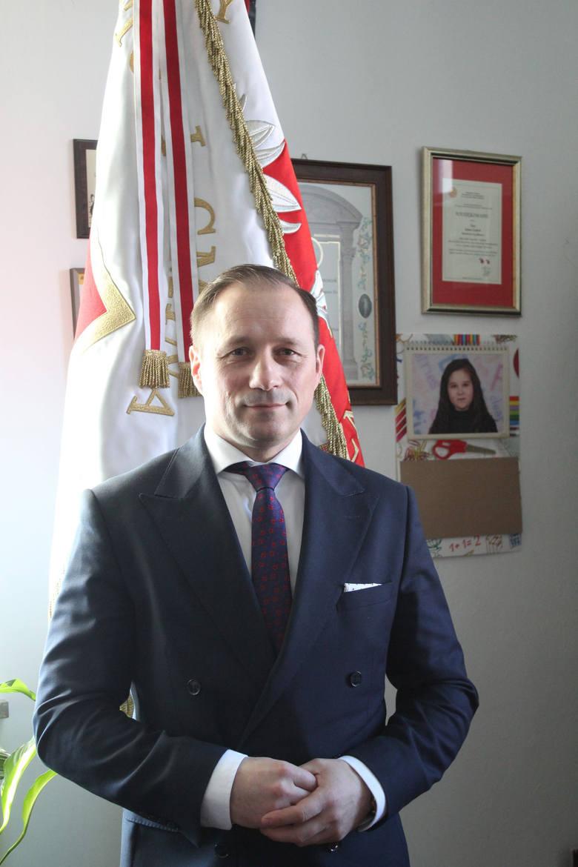 Burmistrz SzydłowcaArtur Ludew