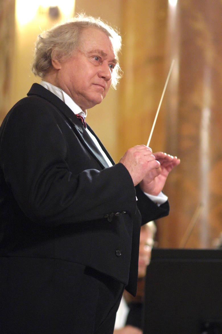 Jerzy Maksymiuk: - Dyrygowałem wielkimi i mniejszymi orkiestrami, Polską Orkiestrę Kameralną udało mi się doprowadzić do perfekcji.