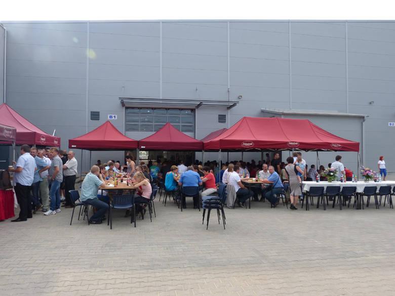 Otwarcie Firmy Weiss w Ostrowcu