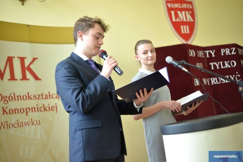 Wideo: Zakończenie roku szkolnego 2017/18 maturzystów w LMK we Włocławku