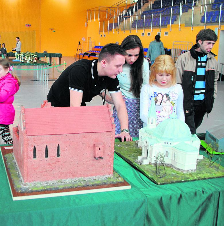 Konkurs Modeli Historycznych i Wystawę Makiet w Rypinie