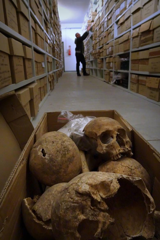 Wszyscy umrzemy, ale nie wszyscy zostaniemy pochowani. Jak wygląda codzienność szczątków przejętych przez naukowców? Jak zachować szacunek wobec tych, których już nie ma a są?