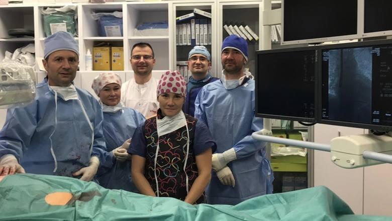 Kardiolodzy z Wejherowa oferują nowe zabiegi dla pacjentów z chorobami serca