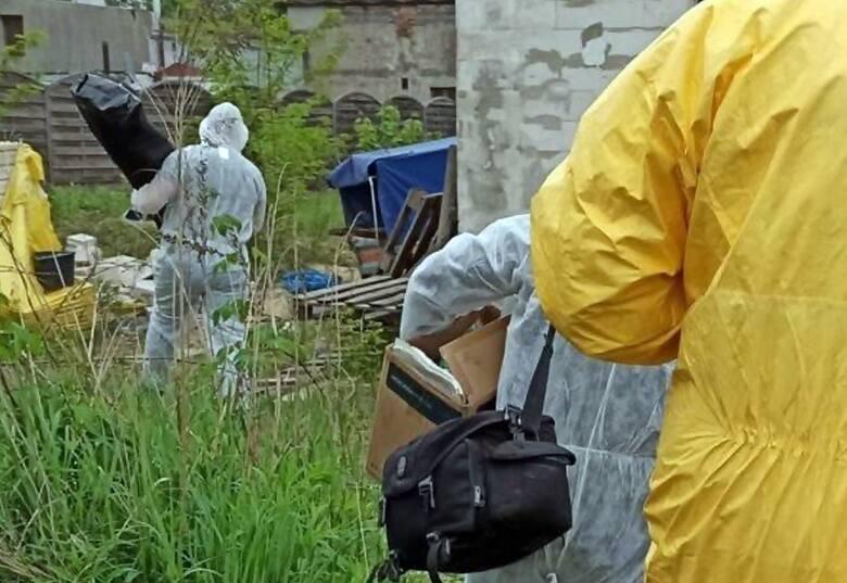 Policjanci znaleźli ciało poszukiwanego chłopca 11-letniego sebastiana na posesji mężczyzny z Sosnowca.