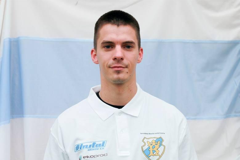 Matej Kus był zawodnikiem Speedway Wandy w sezonie 2013