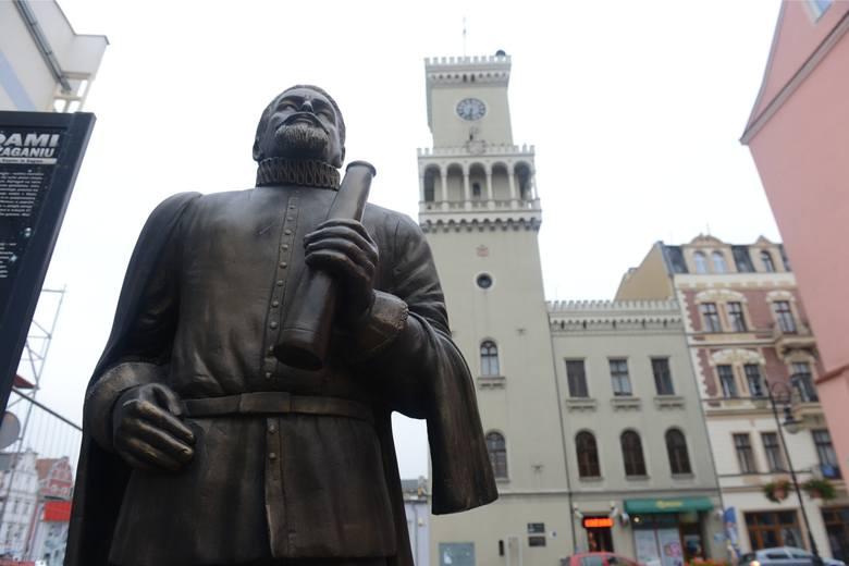 Kepler przyjechał do Żagania, aby zarobić